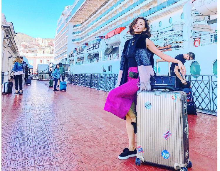 ヨーロッパを豪華客船で周る夢の5日間。