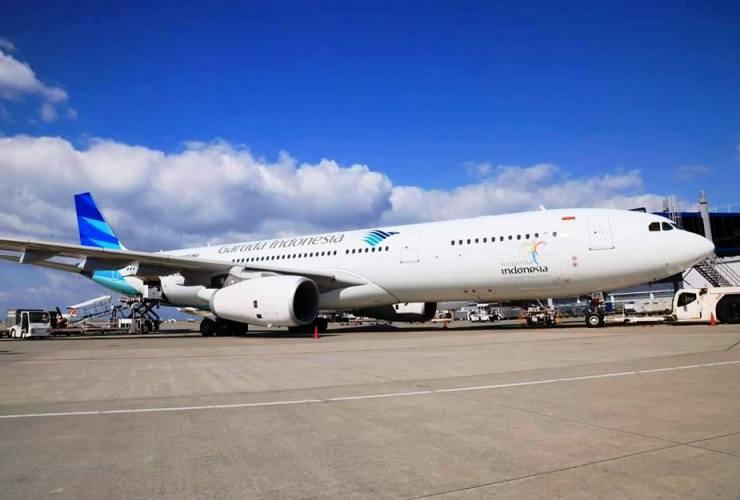 ガルーダ インドネシア航空