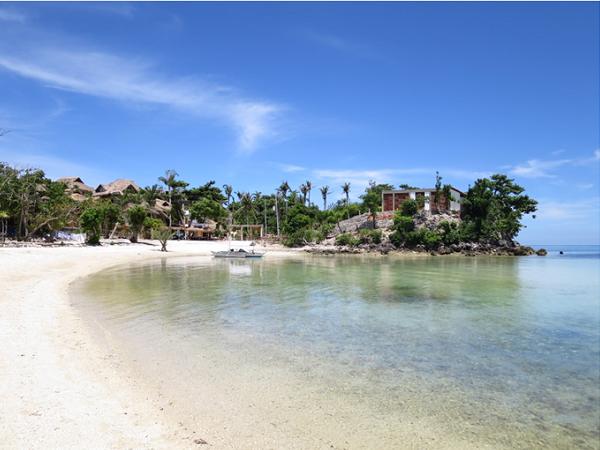 セブ島最北部の自然豊かな島『マラパスクア島』
