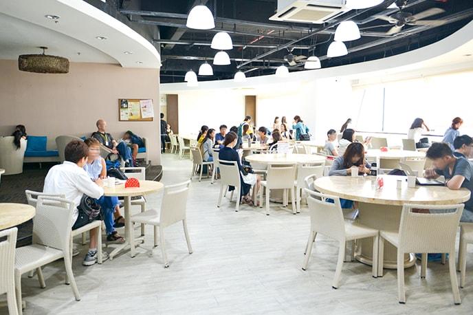 QQイングリッシュカフェ
