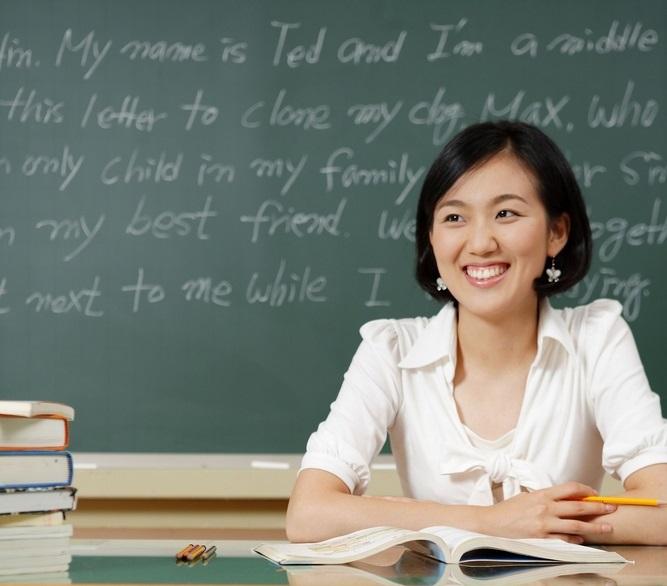 語学学校の日本人講師