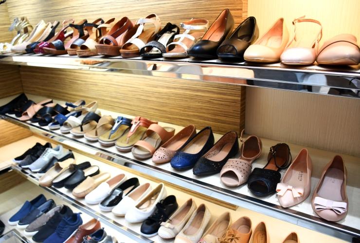 ALBERTO(アルベルト)セール品の棚