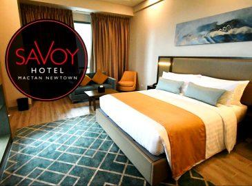 savoy hotel banner