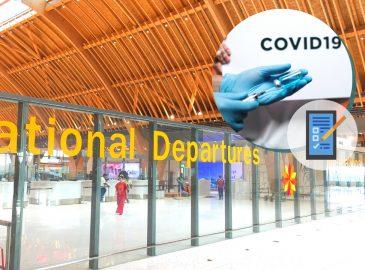 corona airport