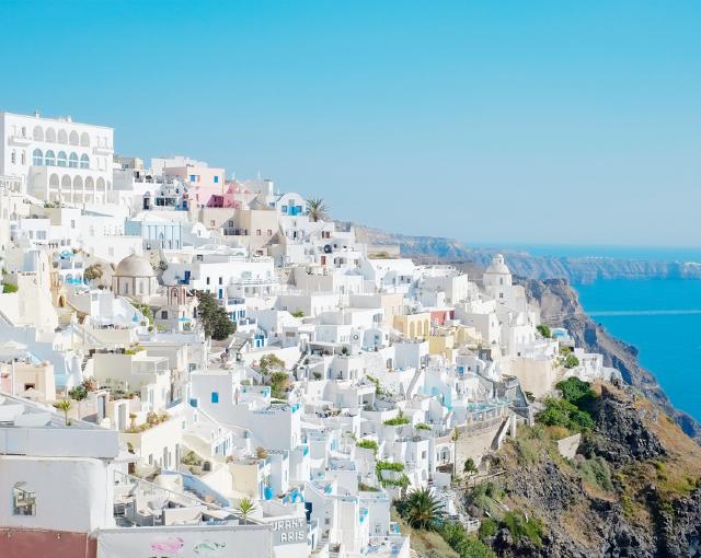 楽しみ方無限大のギリシャへGO!
