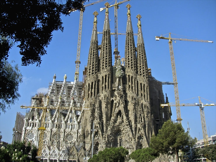 絶対に行きたい人気都市「バルセロナ」