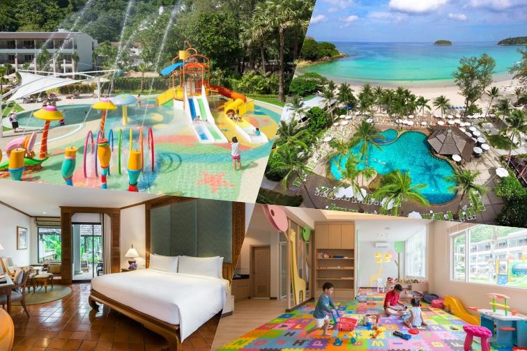 プーケット島へ子連れで家族旅行!お得に楽しめるリゾートホテル7選