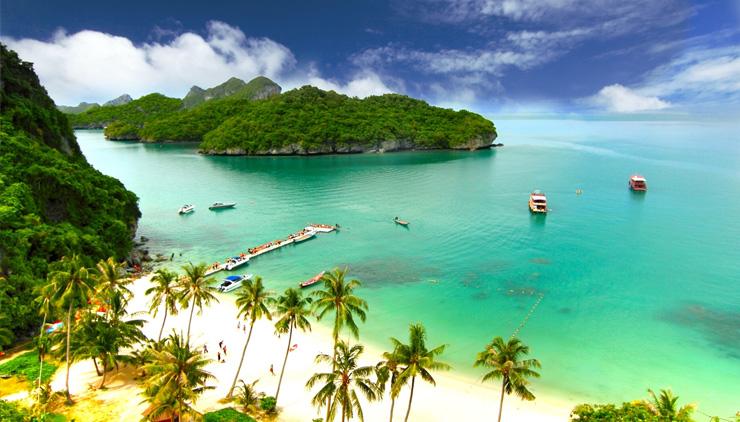 《ビーチリゾート》サムイ島の魅力