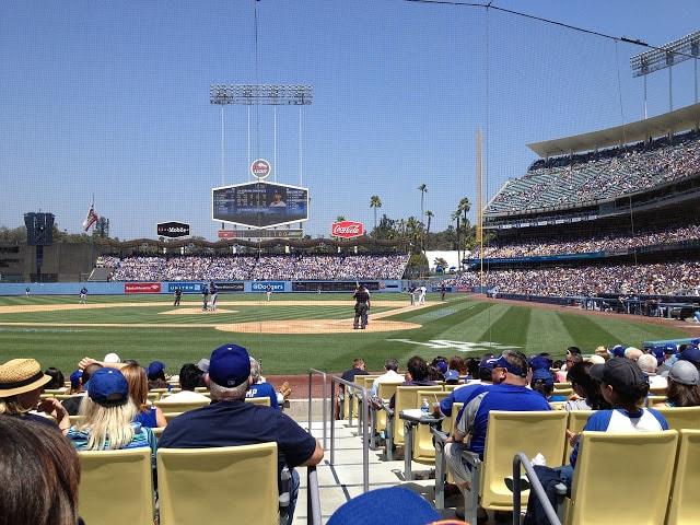 今年の決勝戦は、ロサンゼルス・ドジャースの本拠地である ドジャー・スタジアムでの開催