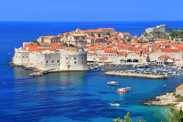 クロアチアの人気No.1スポット「アドリア海の真珠」とも呼ばれる「ドブロブニク」!