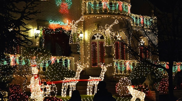 ニューヨーク・クリスマス