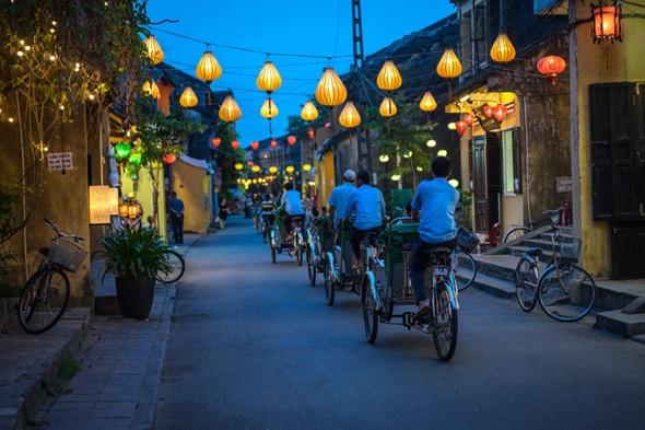 ベトナムの歴史・文化を感じられる風景