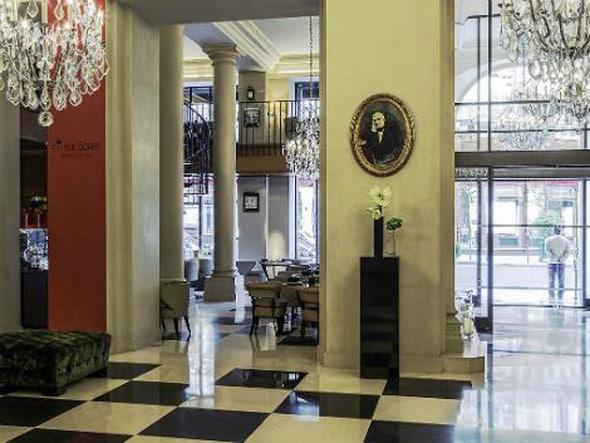 オシャレな5つ星「ホテル スクリーブ パリ」