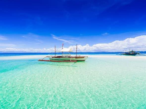 一年中遊泳可能なリゾート地セブ島