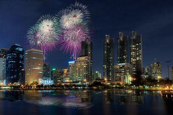 《12月29日、30日出発》年末年始バンコク3泊5日まだ取れる!カウントダウン花火をホテルから見れる大人気ツアー!