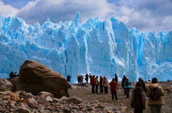 パタゴニア・ペリトモレノ氷河