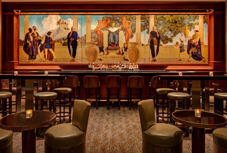 セント レジス ホテル ニューヨーク、バー「キングコール」