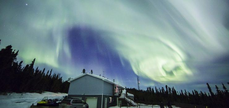 チナ温泉リゾート/アラスカ