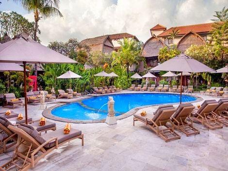 ラマヤナ リゾート ホテル バリ島 ツアー用