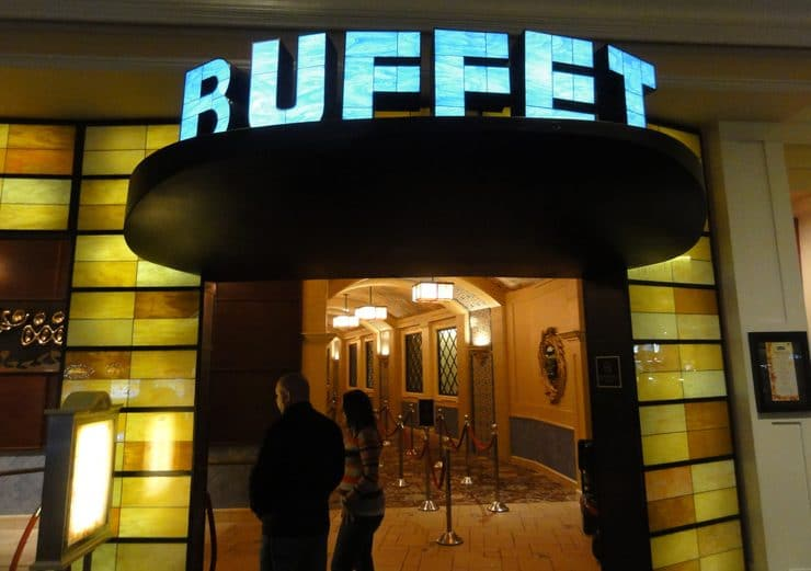ザ バフェ(The Buffet at Bellagio)