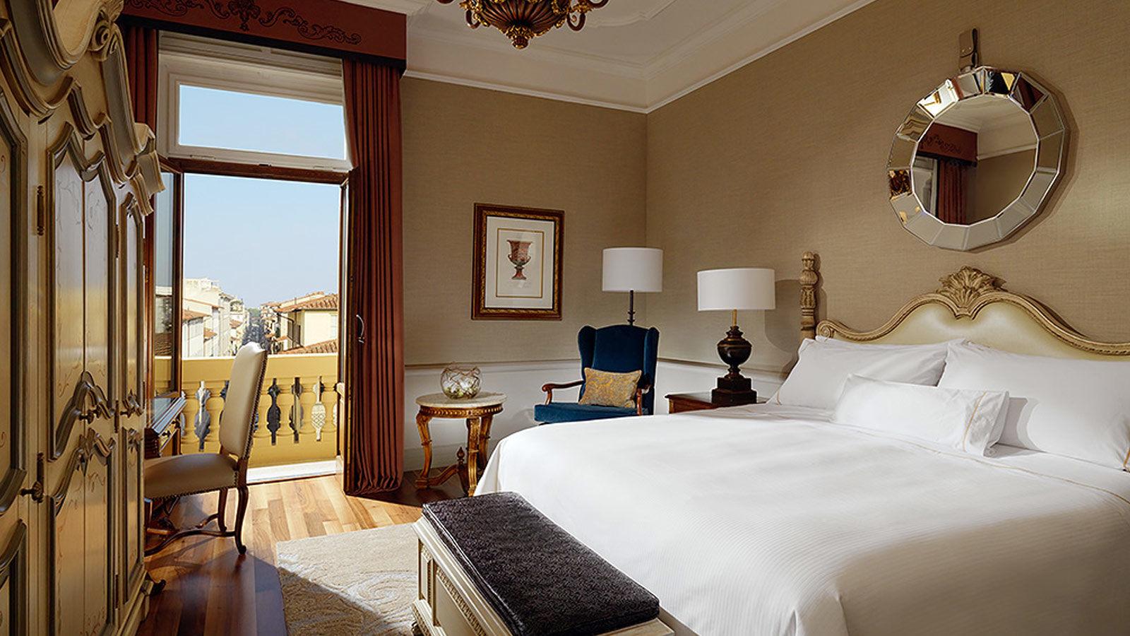 フィレンツェの街歩きに最適な中心地に位置する5つ星ホテル「ザ ウェスティン エクセルシオール」