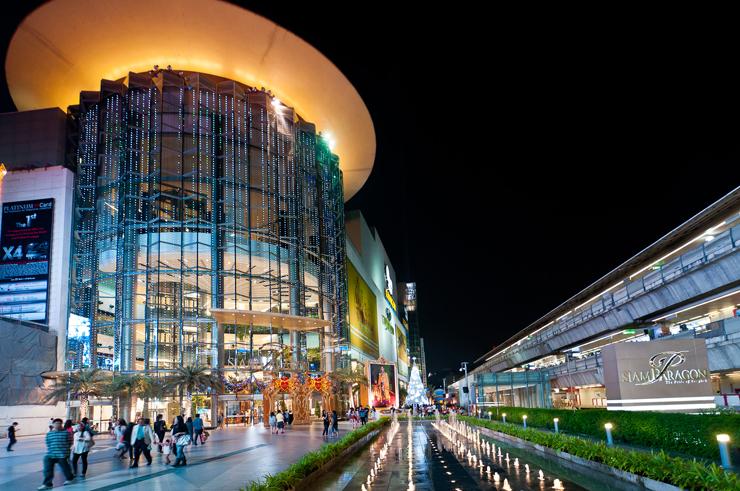 《バンコク保存版01》バンコクの2大ショッピングエリア「サイアム」「スクンビット」の最新情報!宿泊にもおすすめエリアです★