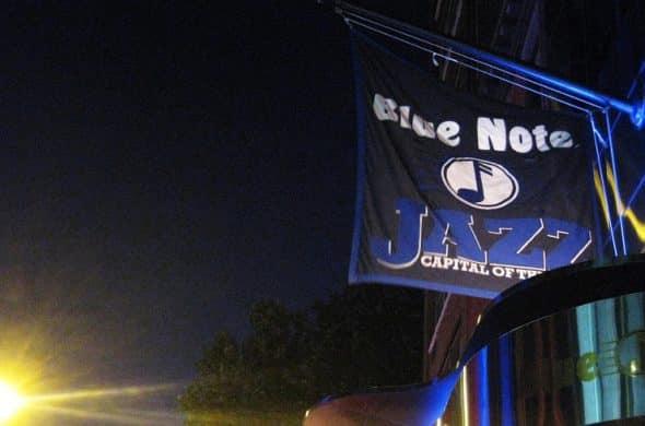 ニューヨークの名門ジャズクラブブルーノート