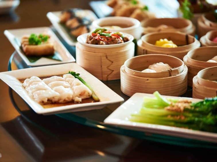 グランドメルキュールダナンの中華料理「ザ ゴールデンドラゴン」