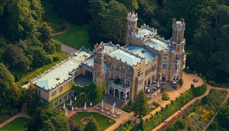 おとぎ話の世界に入り込もう!「ドイツ古城ホテル特集」ロマンティックなドイツ旅行を格上げするホテル滞在のツアー特集です♪