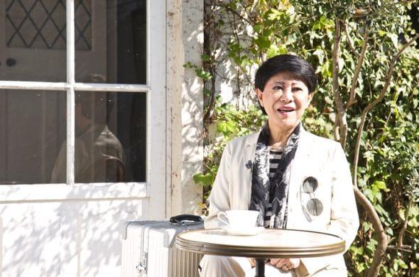 美川憲一さん海外旅行保険インタビュー