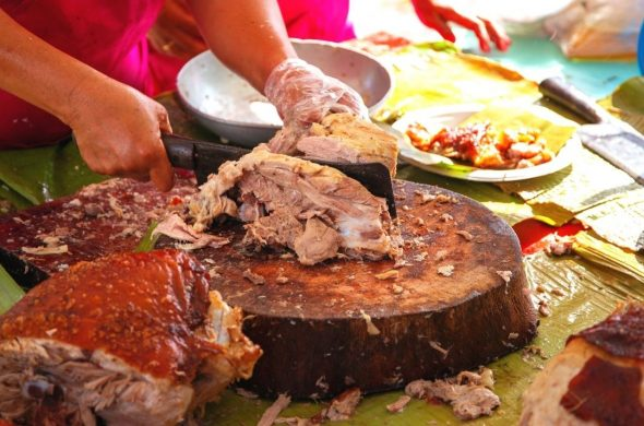 what is lechon in philippines