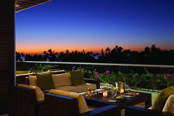 Waiolu Ocean Cuisine トランプ インターナショナル ホテル ワイキキ ビーチ ウォーク