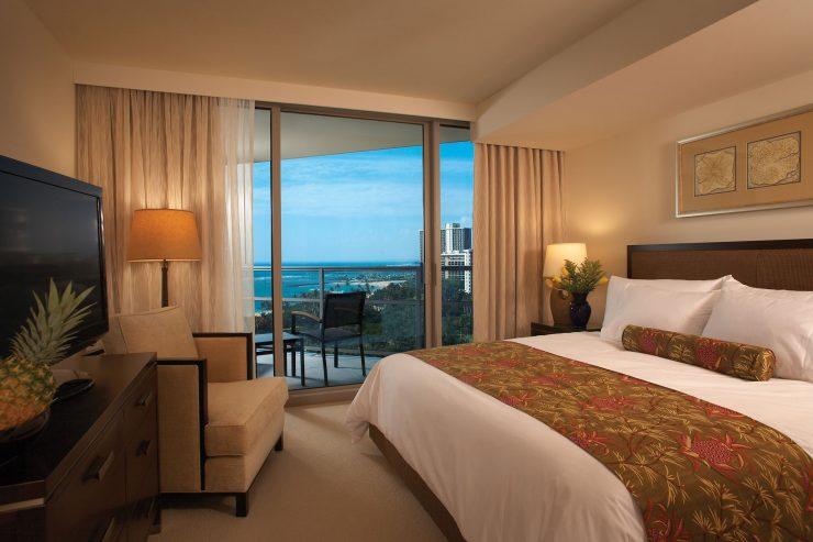 One Bedroom Suites トランプ インターナショナル ホテル ワイキキ ビーチ ウォーク