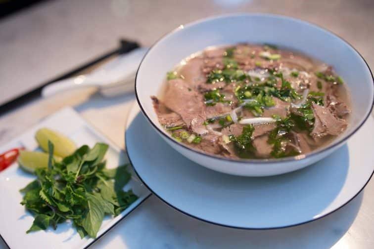 サンペニンシュラリゾートのベトナム料理「フォー」