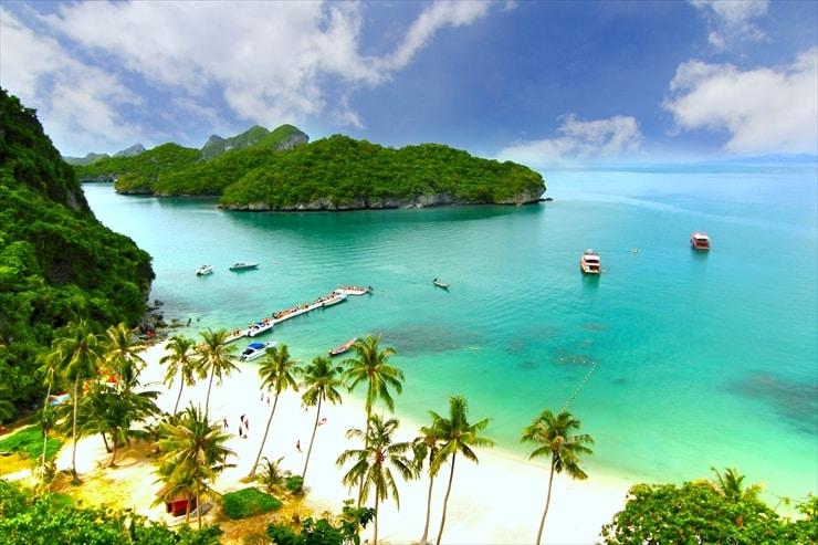 サムイ島(タイ)/タイの楽園でのんびりバカンス