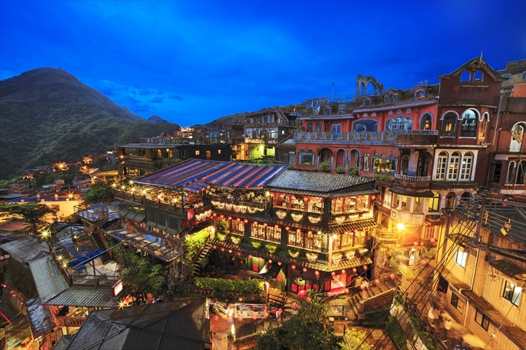 台北(台湾)/魅力あふれる不動の人気観光都市