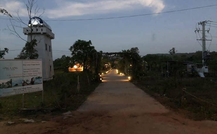 Ong Lang Village