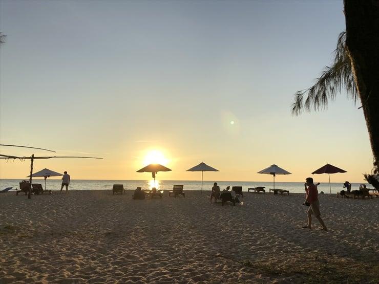 Ông Lang beach