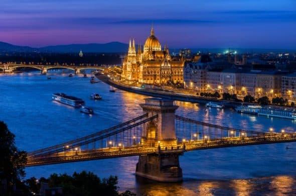 ブダペスト おすすめ夜景スポット&夜景を堪能できるホテル5選