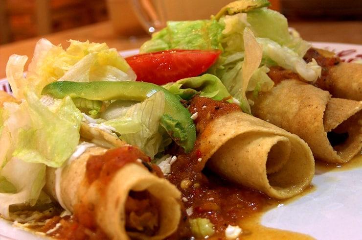 メキシコ料理イメージ