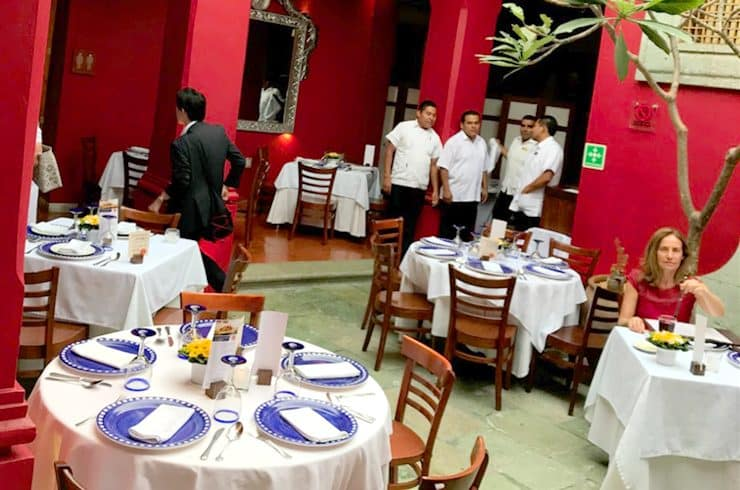 レストラン・カテドラル(Restaurante-Catedral)