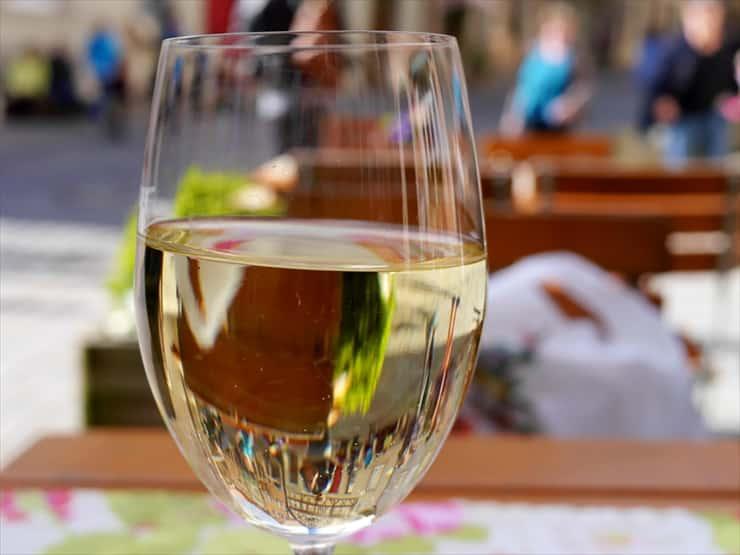古くからこの地方はワインの産地として有名だった。