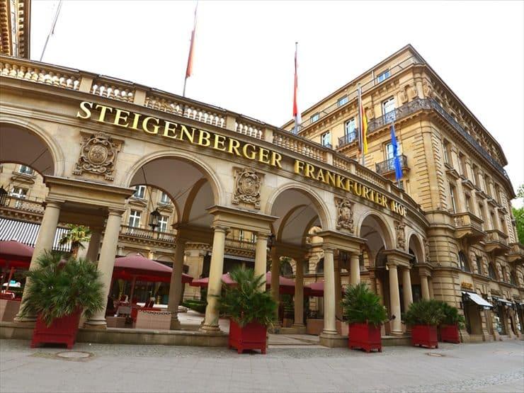 シュタイゲンベルガー・フランクフルター・ホフ