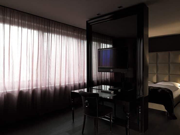 ホテル・ルーマーズ:客室