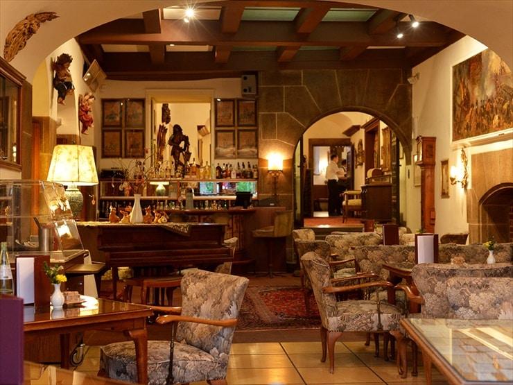ホテル アイゼンフート/中世の雰囲気がそのまま味わいながら滞在したい