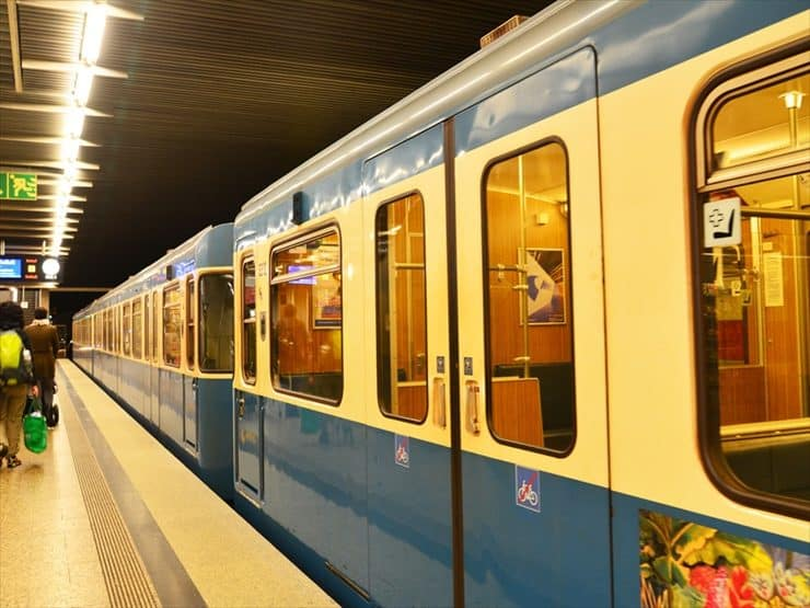 システム化されて機能的なドイツの鉄道だが、日本と違う点も多い。