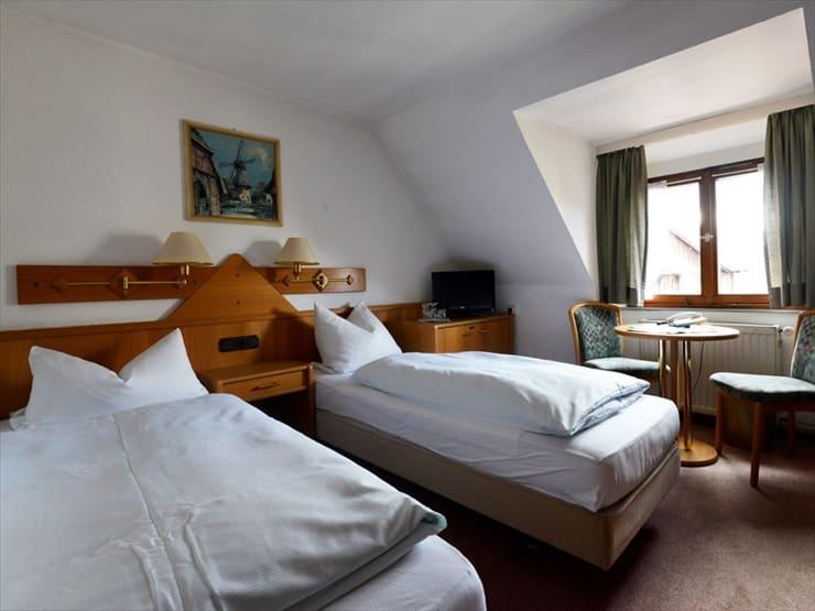 ホテル ローター ハーン/スタンダードルームの客室