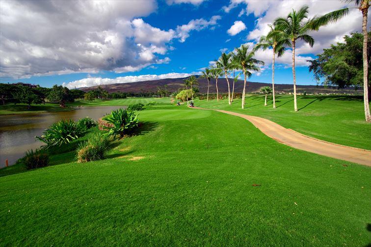 ハワイで「ゴルフ」を楽しむ