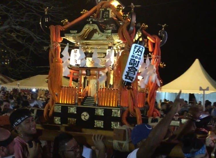 Japan Autumn Festival (グアム日本人会秋祭り)