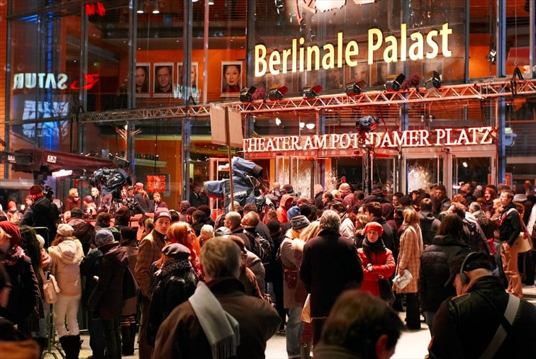 The Berlinale Palast during the Berlin Film Festival in 2007
